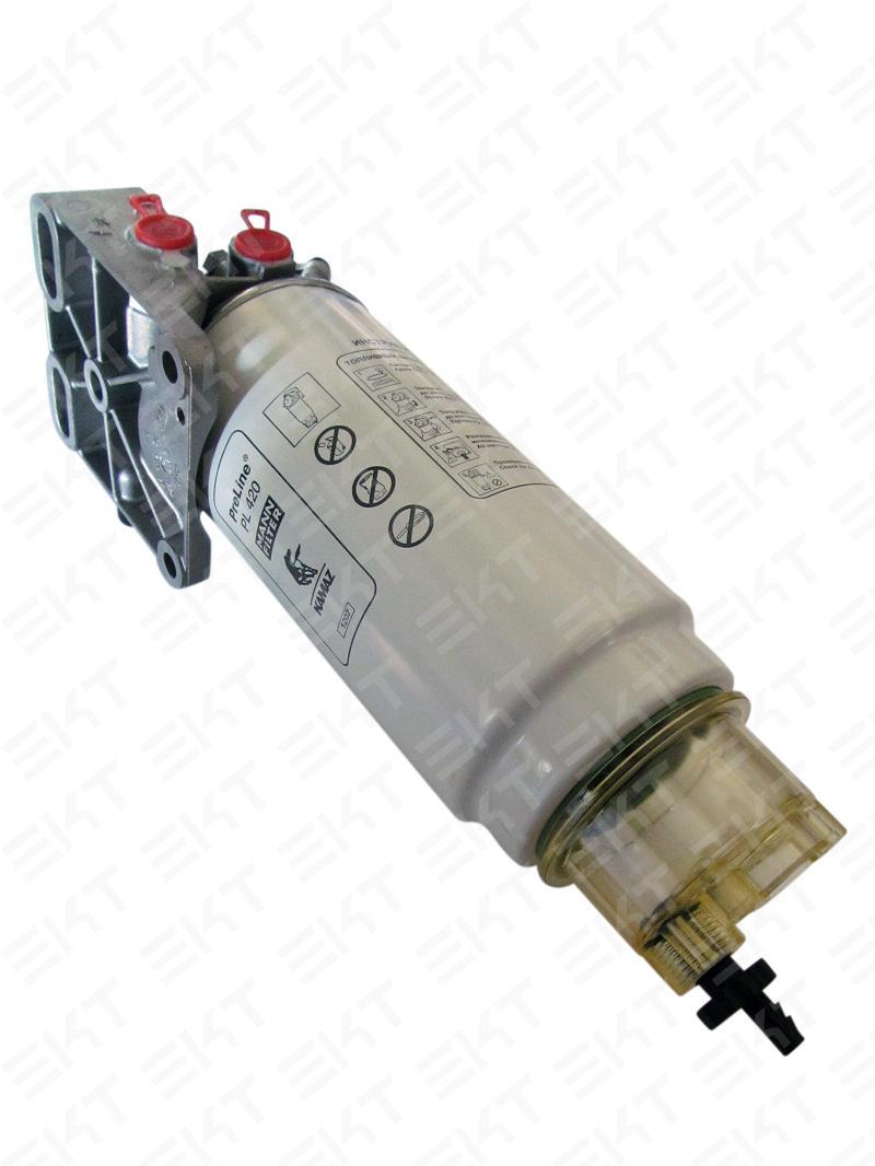 Модульная система очистки топлива (без ключа)
