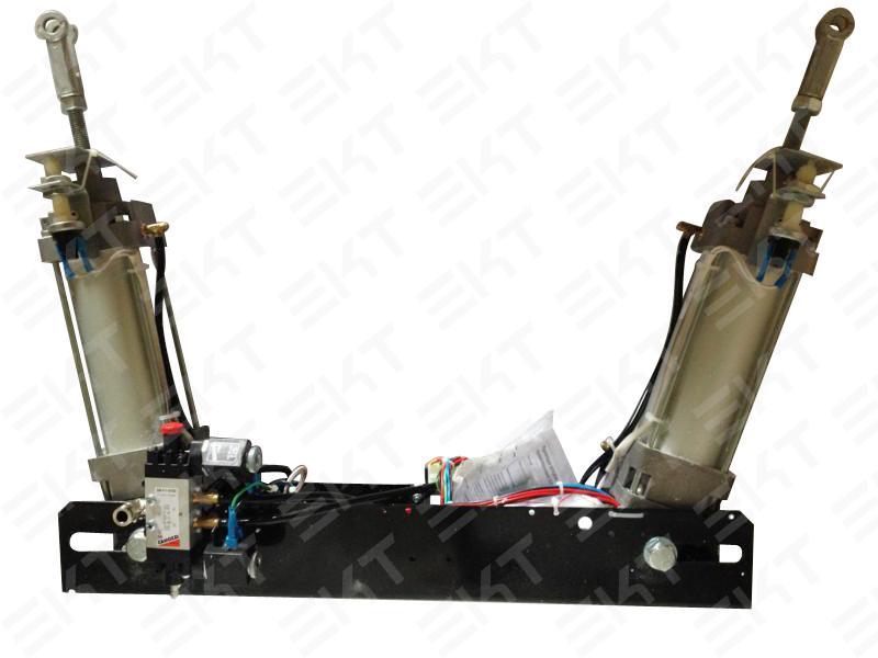 Привод открывания двери ЛиАЗ-5256 (средн. и задн.)