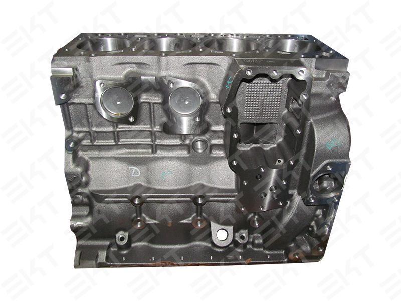 Блок цилиндров двигателя 4ISBe 4,5L